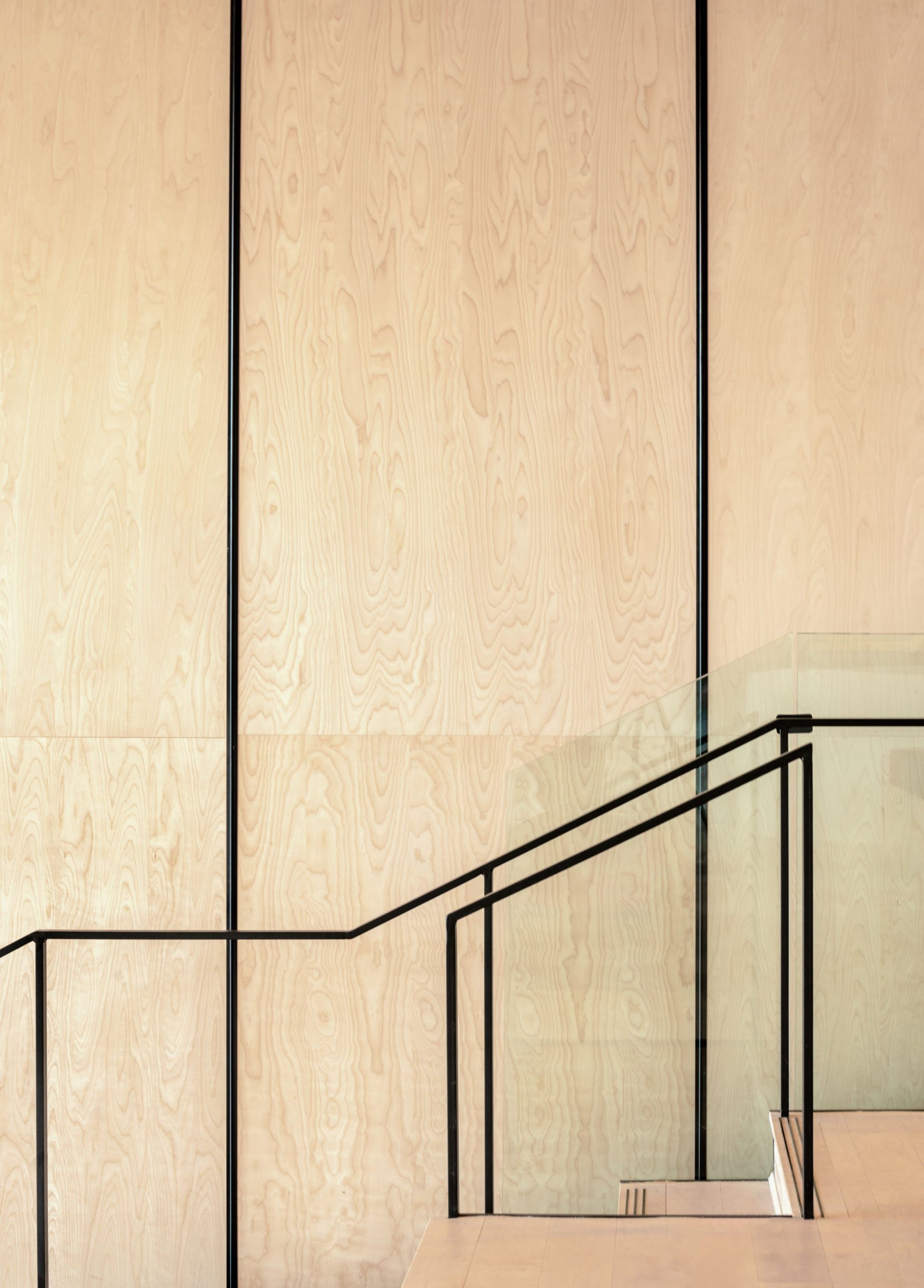 Detail of staircase and design