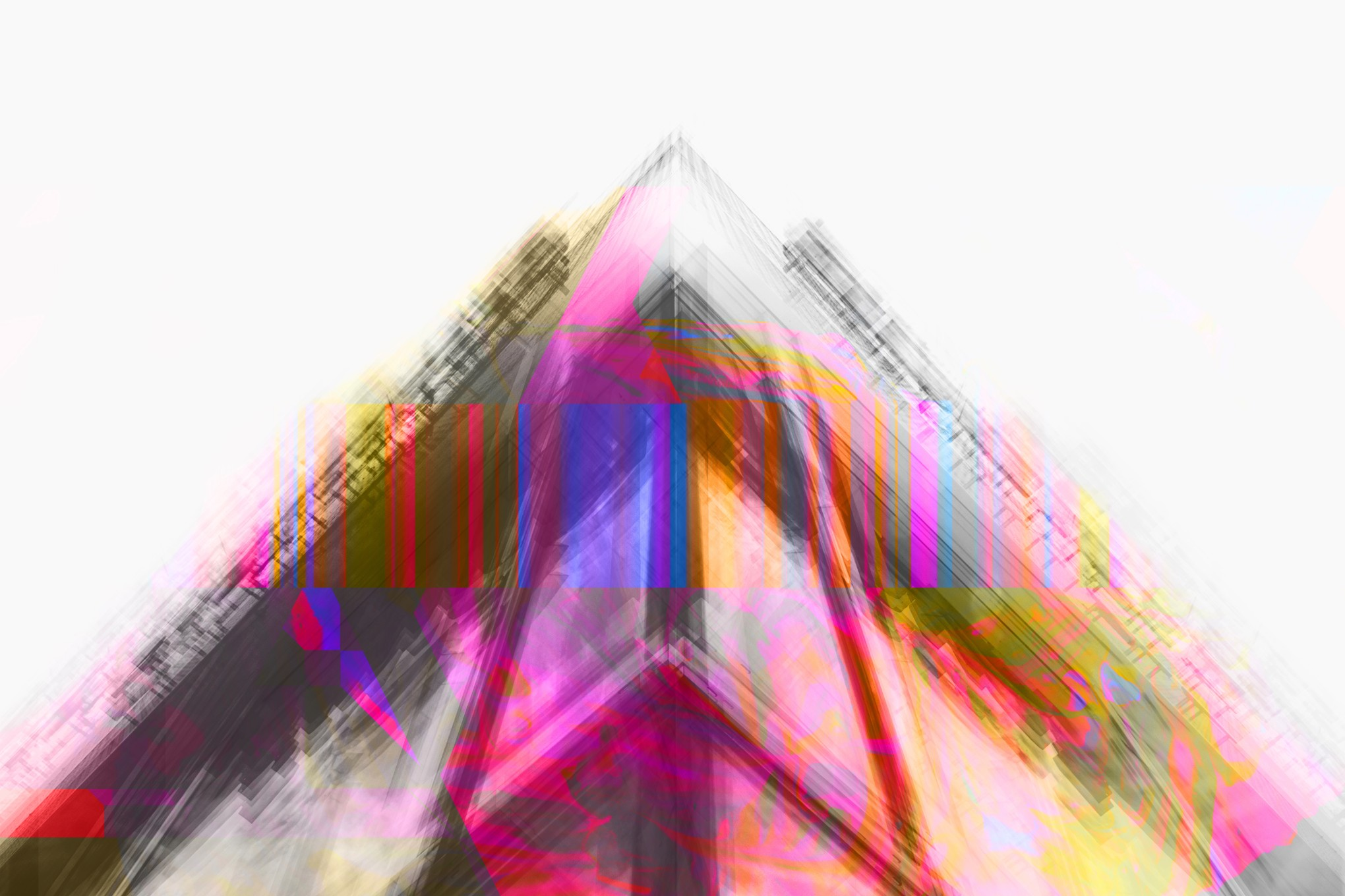 Abstract Architecture Art by Scott Webb of London Ontario