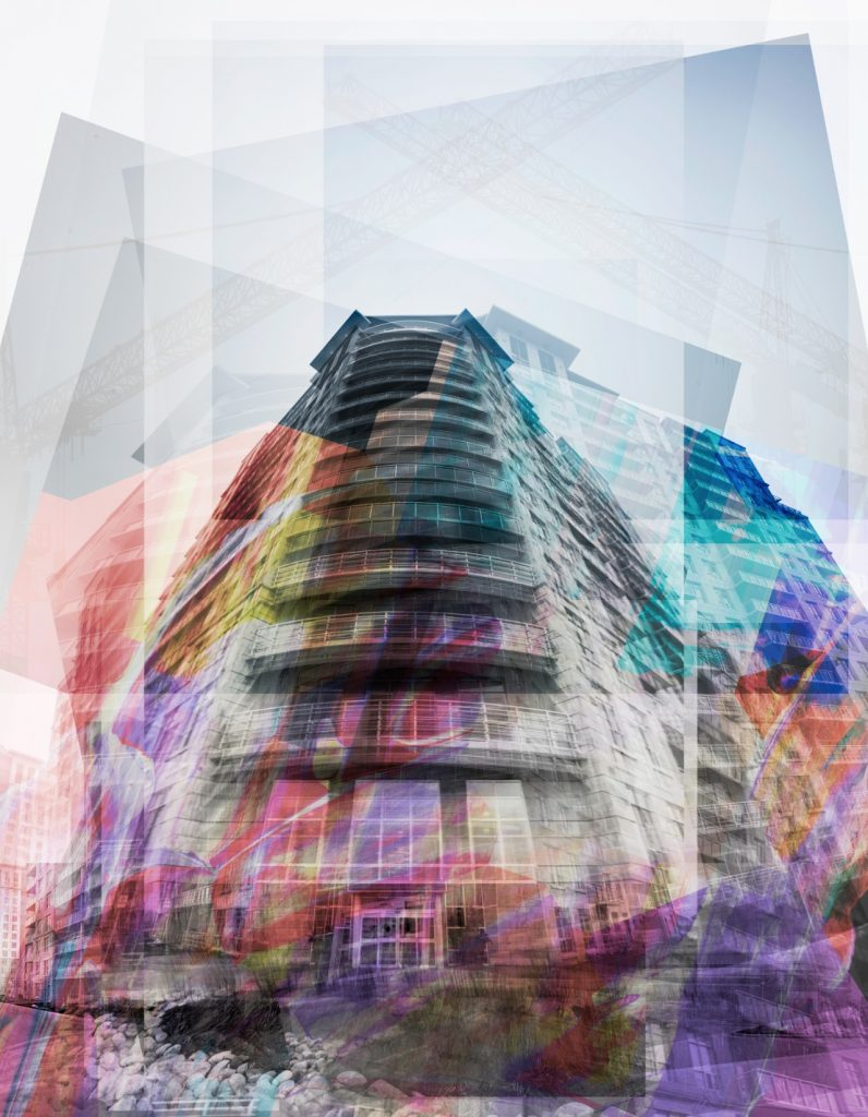 Time Lapse Abstract Architecture Art by Scott Webb